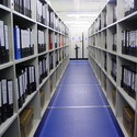Rafturi mobile arhiva / birou