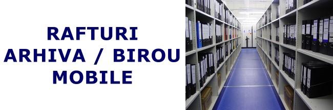 Rafturi mobile arhiva / birou-4